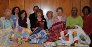 Quilters Donate
