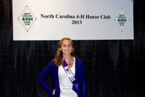 Cover photo for Johnston County Honor Club Inductee