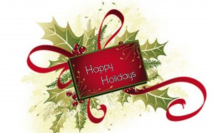 Cover photo for Happy Holidays Workshop 2014