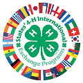 Cover photo for The 4-H International Exchange Program
