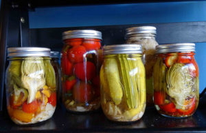 Cover photo for Food Preservation and Canning Series
