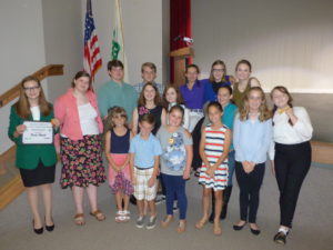 Johnston County 4-H Winners
