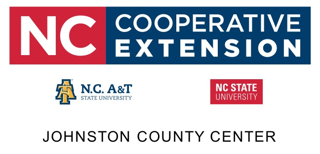 North Carolina Cooperative Extension Logo with Johnston County Center included