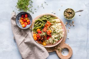 Cover photo for Virtual Healthy Eating With the Mediterranean Diet Series Begins May 11