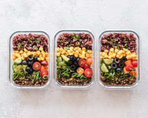 Cover photo for Meal Prep 101 Workshop