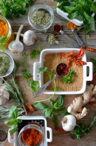 Cover photo for Cooking With Herbs Workshop
