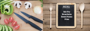 Cover photo for Cooking at Home: Knife Skills Workshop