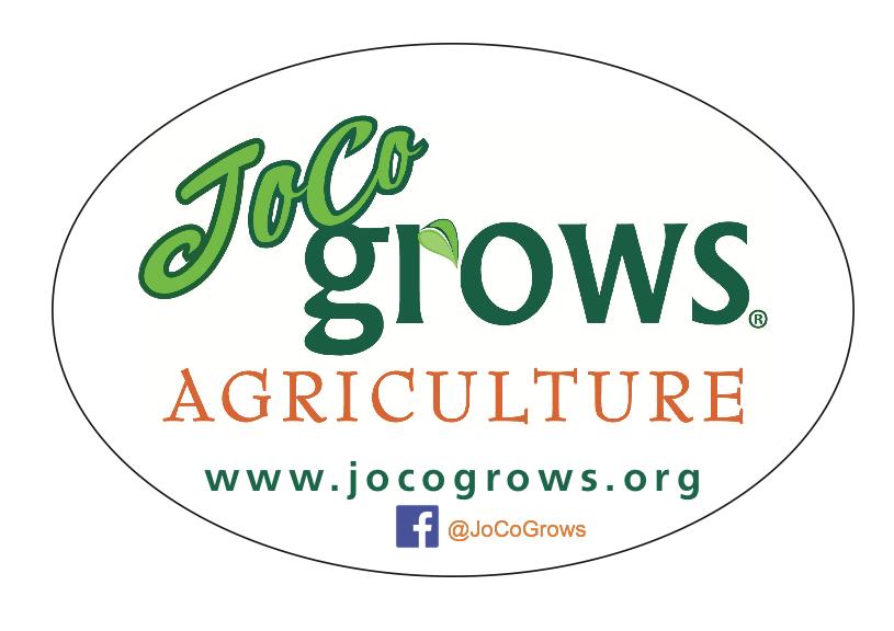 JoCo Grows Agriculture logo