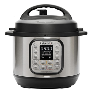 Cover photo for Cooking Under Pressure: Using an InstantPot Virtual Workshop