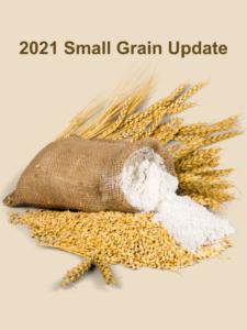 2021 Small Grain Update
